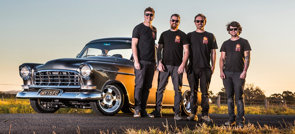 INTERVIEW: GRAEME BREWER, DOWN TOWN KUSTOMS