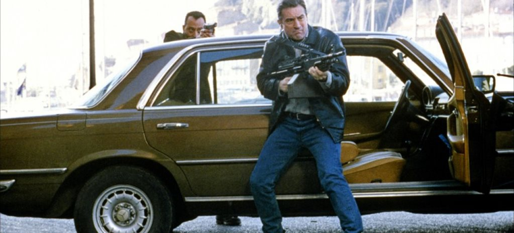 RONIN (1998): RIPPER CAR MOVIES