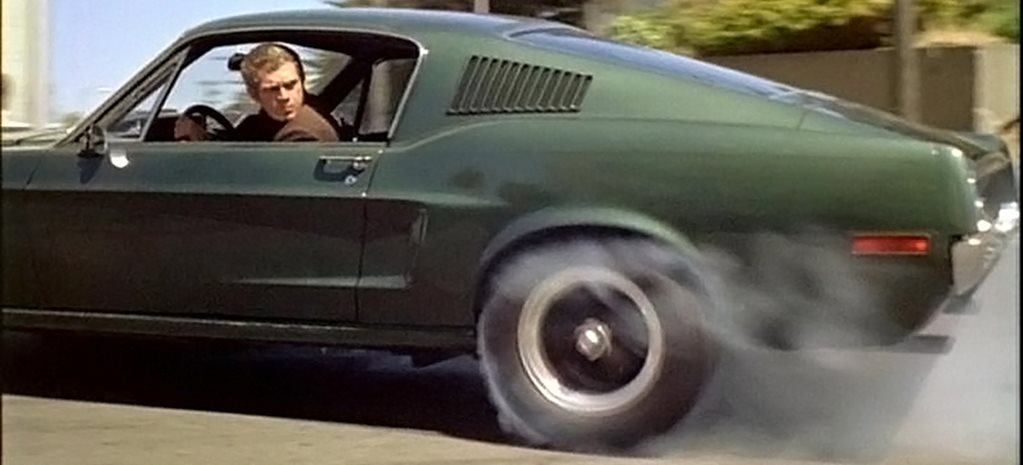 BULLITT (1968): RIPPER CAR MOVIES