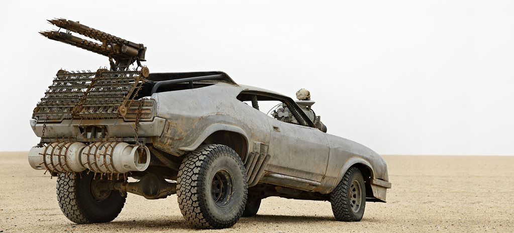 VIDEO - MAD MAX: FURY ROAD CARS, BEHIND THE SCENES