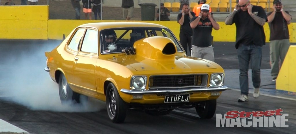 VIDEO: PRO STREET ACTION FROM CALDER PARK