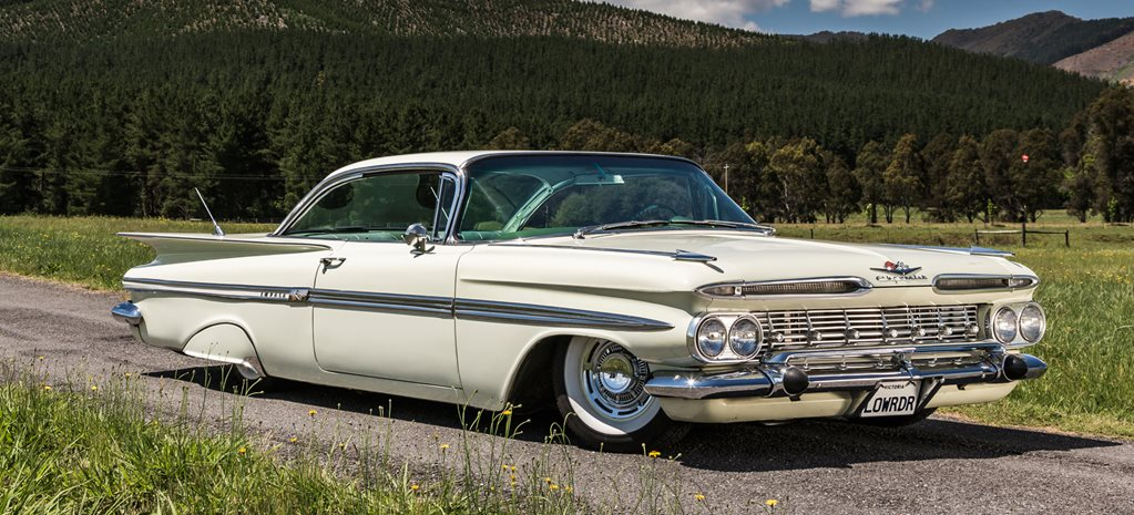 1959 CHEVROLET IMPALA: READER'S CAR OF THE WEEK