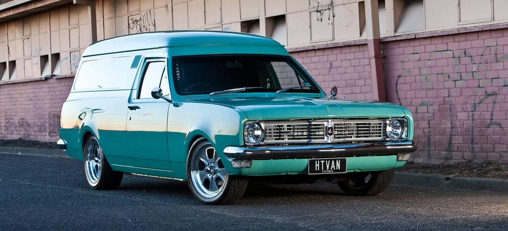 SURFING 355-CUBE HT HOLDEN PANEL VAN