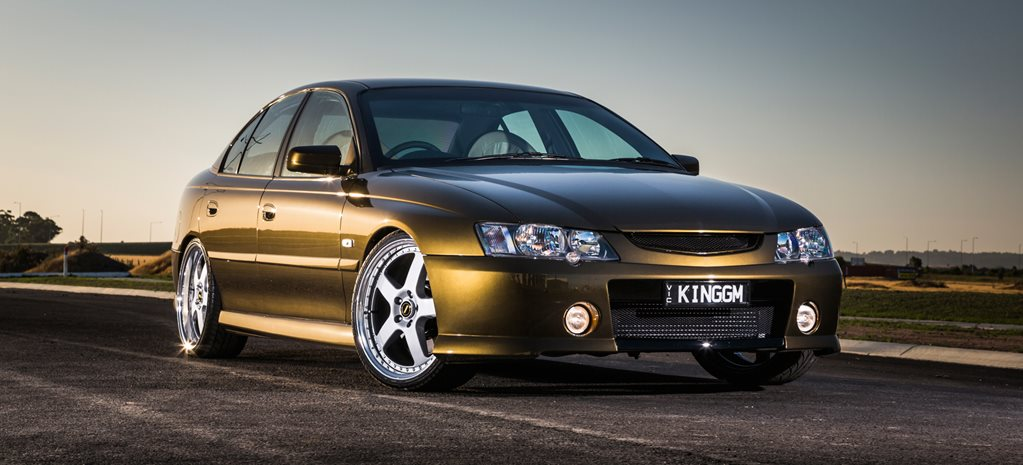 TURBO LS-POWERED HOLDEN VY COMMODORE STREET KING