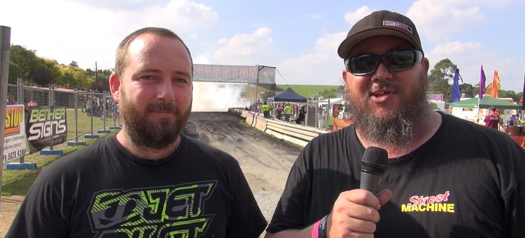 SENATOR RICKY MUIR INTERVIEW AT MOTORFEST – VIDEO