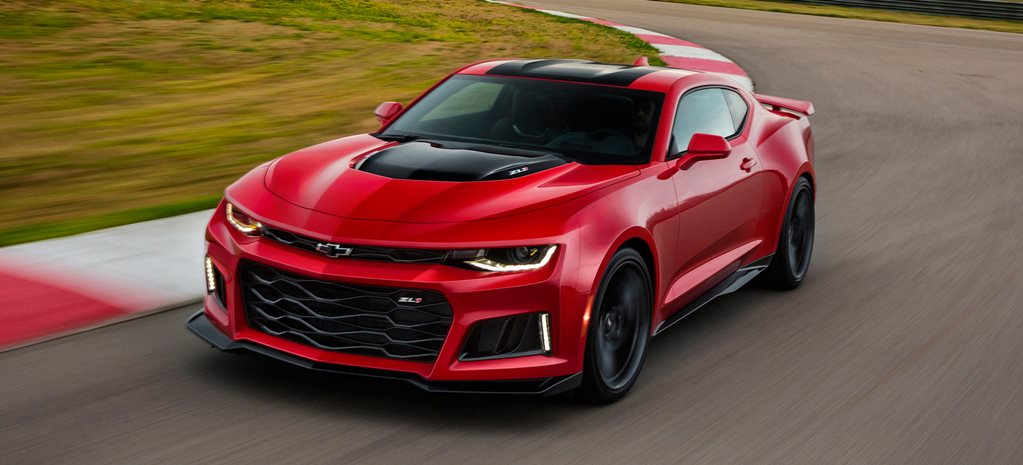 640HP CAMARO ZL1 DEBUTS IN THE US