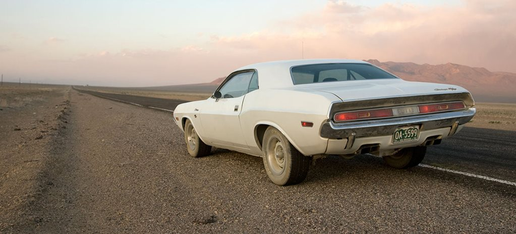VANISHING POINT (1971): MOVIE REVIEW