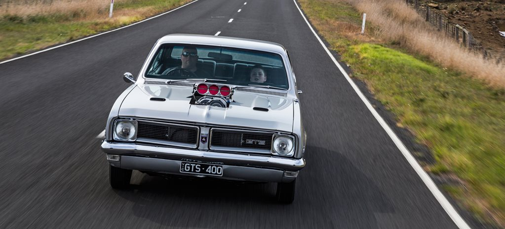HG MONARO WITH BLOWN AND INJECTED 408CI SMALL-BLOCK CHEV – VIDEO