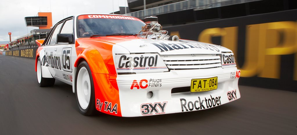 VK COMMODORE GROUP C BROCK REPLICA WITH BLOWN 333CI HOLDEN