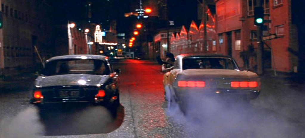THE BIG STEAL (1990) – RIPPER CAR MOVIES