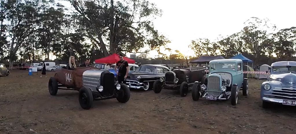 BOOGALOO INVITATIONAL HOT ROD SHOW 2016 – VIDEO