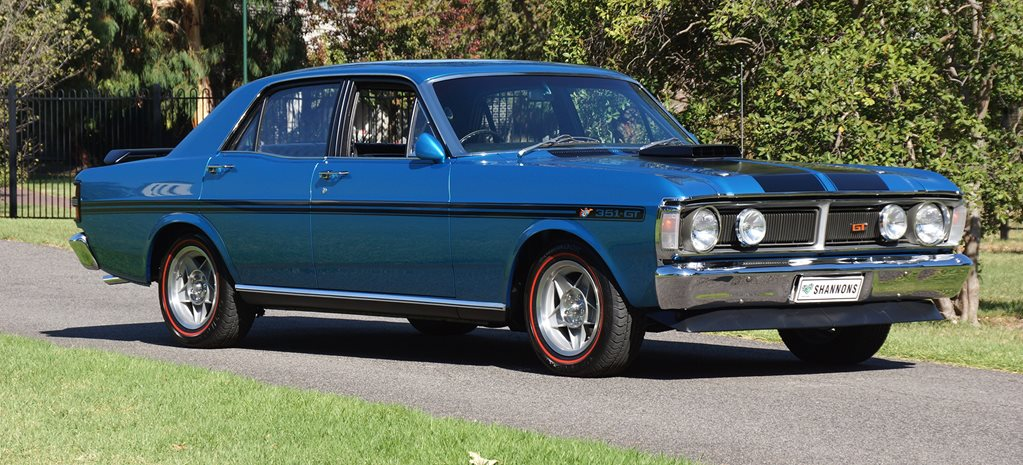 SHANNONS MELB AUCTION RESULTS: FALCON XY GTHO PHASE III PASSED IN