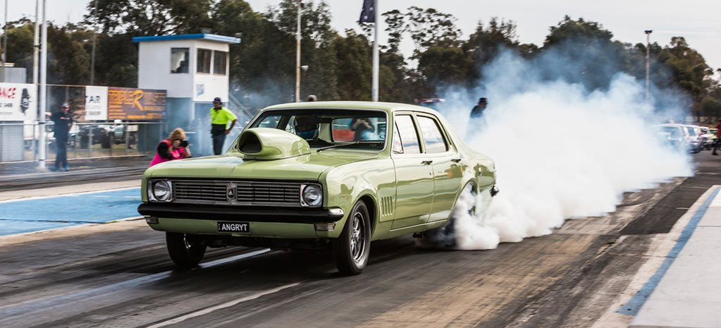 VIDEO: LS-POWERED HT HOLDEN - ANGRYT