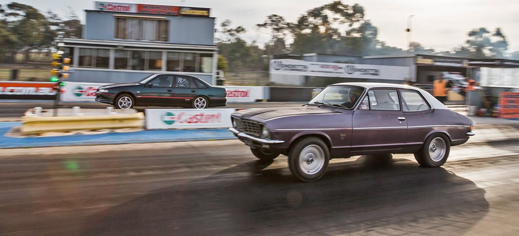 VIDEO: TURBO HOLDEN LJ TORANA - UNSAFE