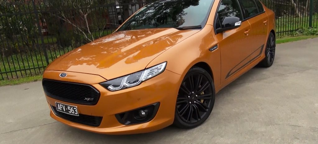 XR8 SPRINT TEST DRIVE – THE GOOD, THE BAD AND THE UGLY