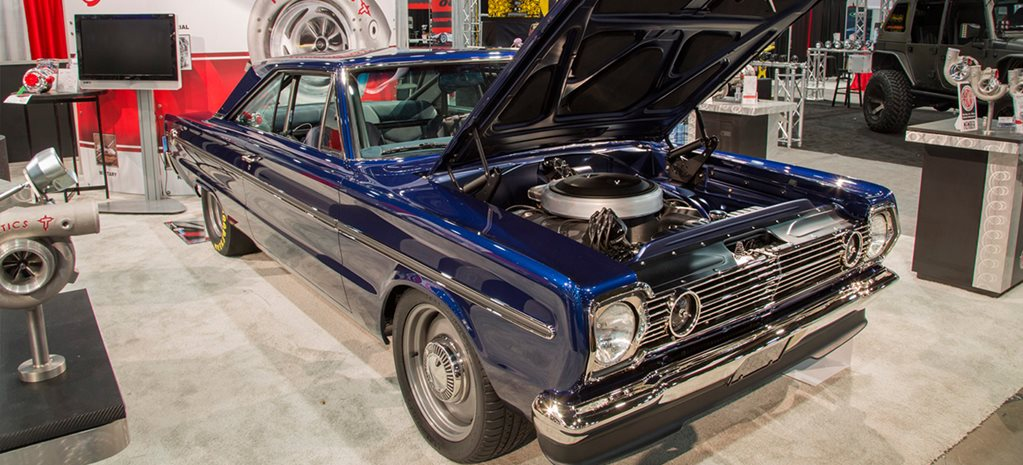 RAD RIDES BUILDS AN 180MPH TWIN TURBO BELVEDERE