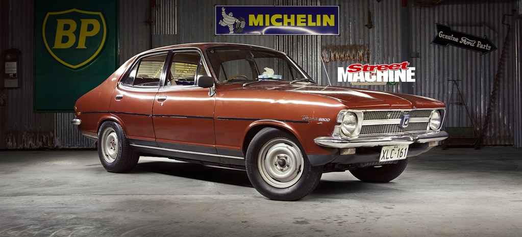 ULTIMATE SLEEPER: HOLDEN LC TORANA SL WITH A 355CI STROKER