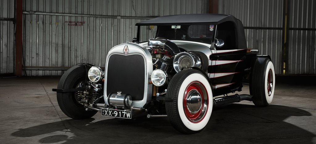 1000HP TURBO BIG-BLOCK POWERED '29 ROADSTER PICK-UP HOT ROD – VIDEO
