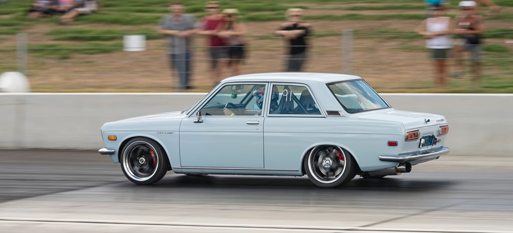 309RWHP NISSAN SR20-POWERED DATSUN 510 – VIDEO