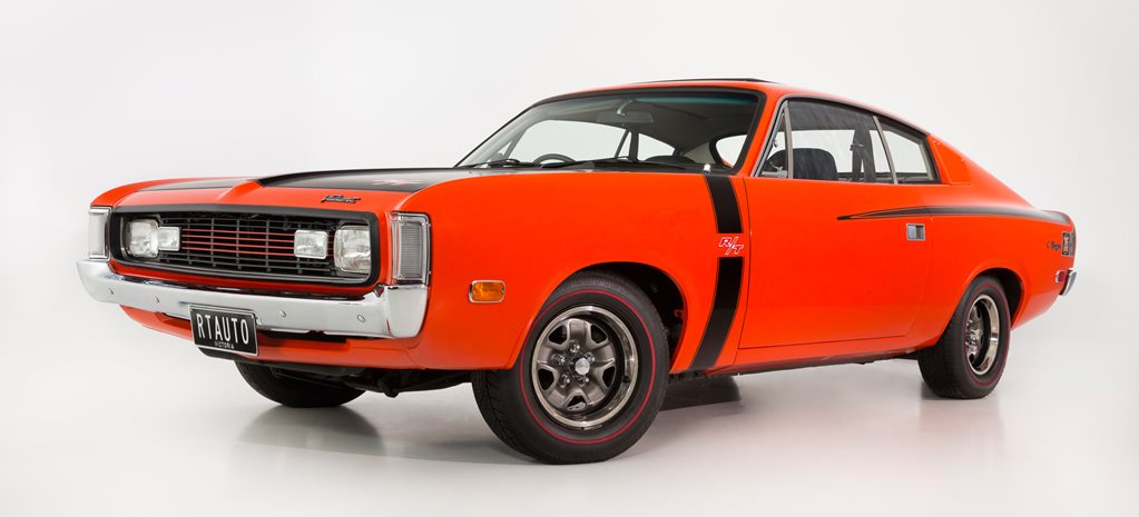 ONE-OF-ONE AUTOMATIC AUSSIE R/T CHARGER – VIDEO