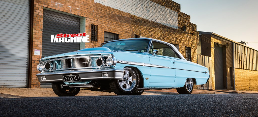 LIGHTWEIGHT 1964 FORD GALAXIE 500XL