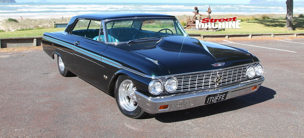 HOLMAN MOODY 427-POWERED FORD XL500 GALAXIE HARDTOP
