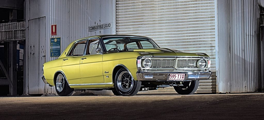 WINDSOR-POWERED XY FORD FAIRMONT – READER'S CAR OF THE WEEK