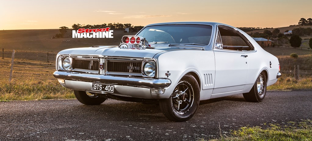 LEIGH HAINTZ'S BLOWN & INJECTED 1970 HG HOLDEN MONARO