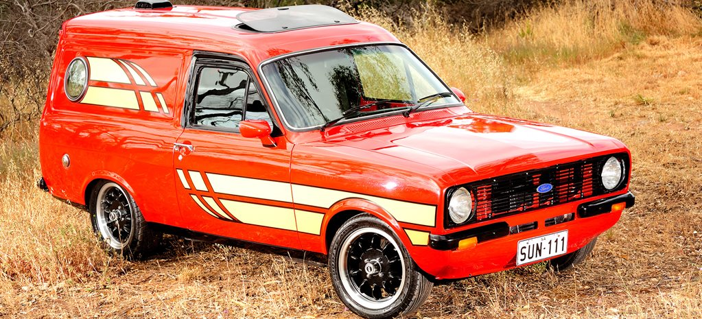 TURBO 1980 FORD ESCORT SUNDOWNER