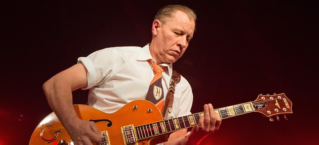 INTERVIEW: THE REVEREND HORTON HEAT