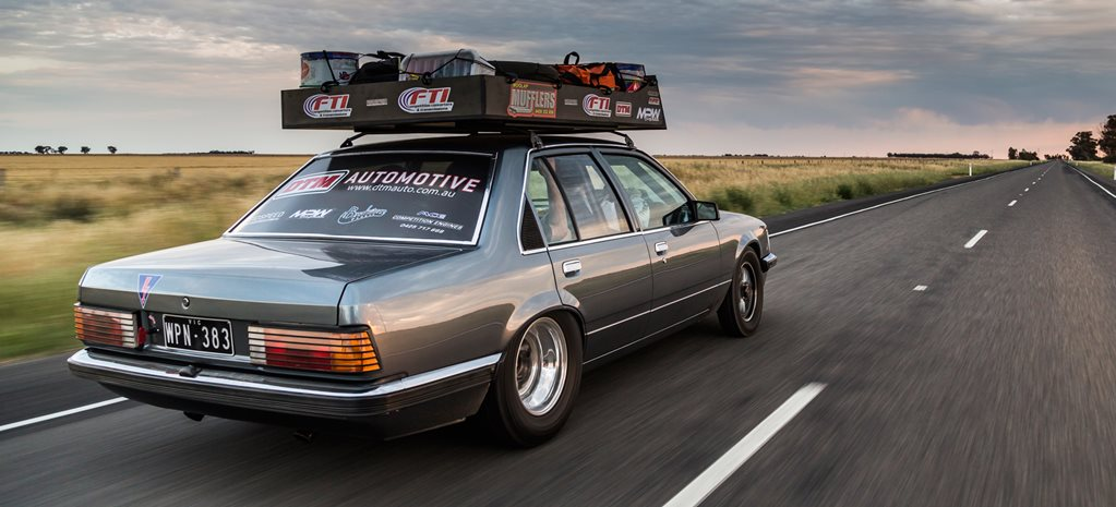 383-CUBE HOLDEN-POWERED VH COMMODORE WPN383 – READER'S CAR OF THE WEEK