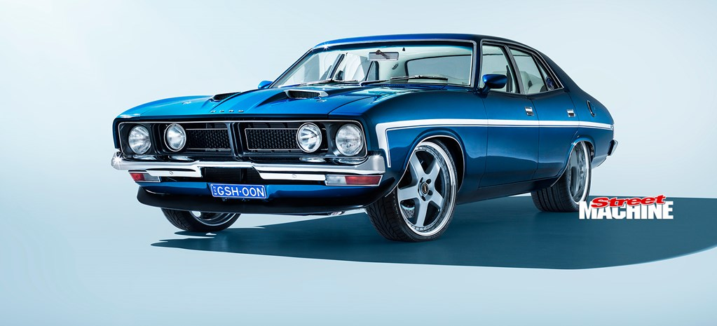 FORD XB GS FAIRMONT STREETER - GSHOON