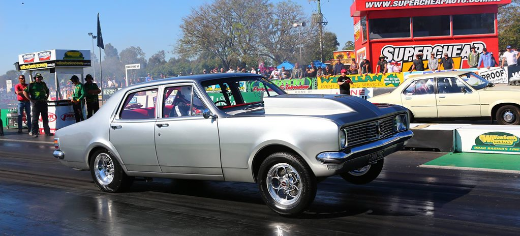 9-SEC NITROUS SMALL-BLOCK HT HOLDEN SEDAN – VIDEO