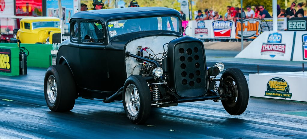 LS1-POWERED '32 FORD HOT ROD – VIDEO