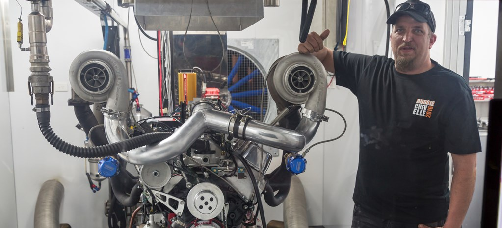 CRAZY AUSSIE CHEVELLE ENGINE ON THE DYNO – VIDEO