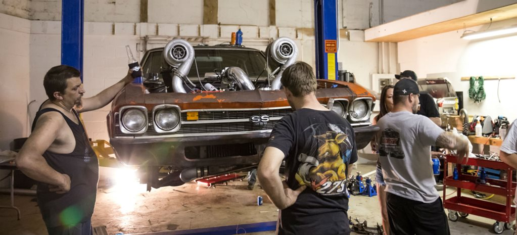 AUSSIE DRAG WEEK CHEVELLE IS ALIVE!
