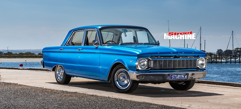 1966 FORD XP FAIRMONT: READER'S CAR OF THE WEEK