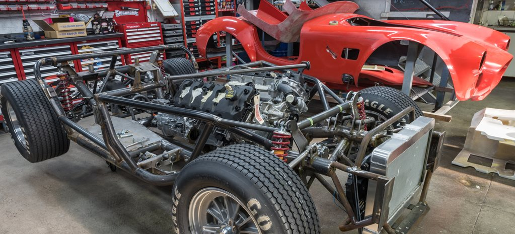 SIDCHROME PROJECT COBRA: BODY MEETS CHASSIS