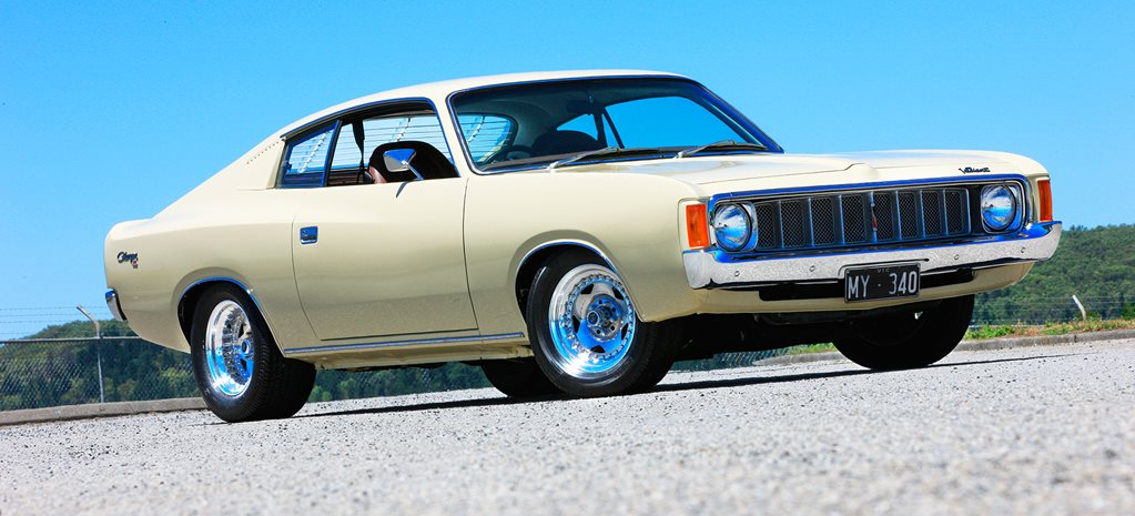 CHRYSLER VJ VALIANT CHARGER XL: READER'S CAR OF THE WEEK