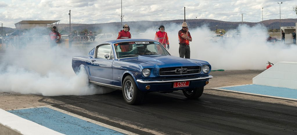 COOL 60s TOUGH STREET-STYLE MUSTANG FASTBACK – VIDEO