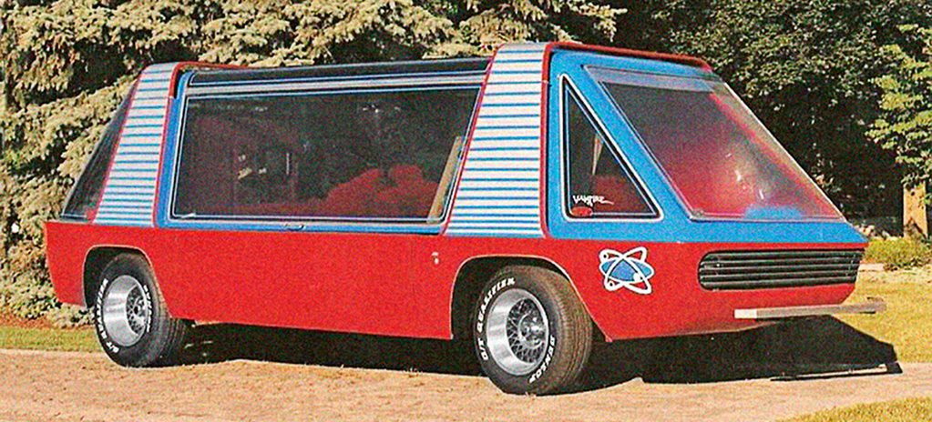 SUPERVAN (1977) – RIPPER CAR MOVIES