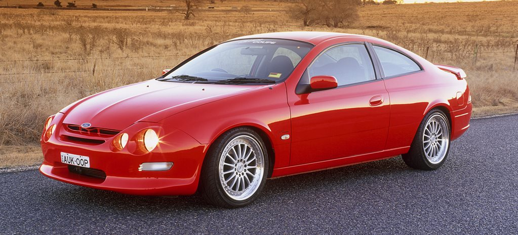 HILLIER-BUILT FORD AU FALCON COUPE XR8