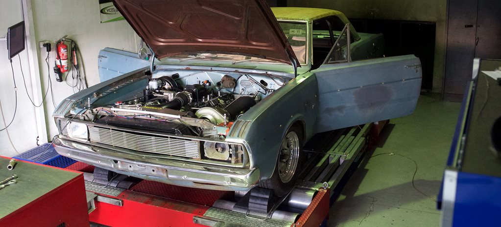 POR440 VALIANT HITS THE DYNO AT AUTOTECH – VIDEO