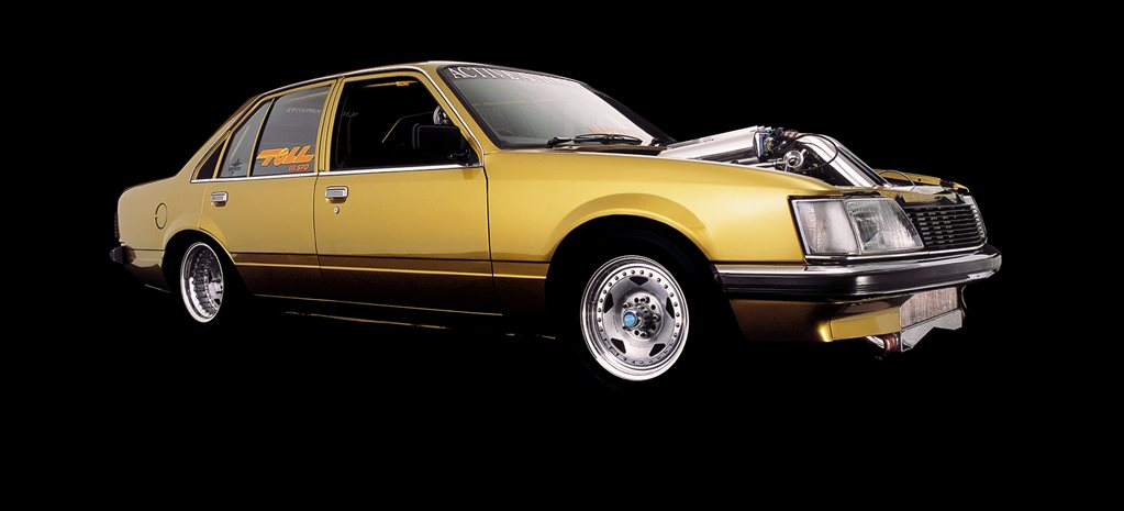 TWIN-TURBO 383-CUBE 1981 HOLDEN VH COMMODORE SL STREETER