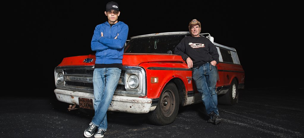 STREET OUTLAWS FARMTRUCK AND MORE HEADING TO STREET MACHINE SUMMERNATS 30