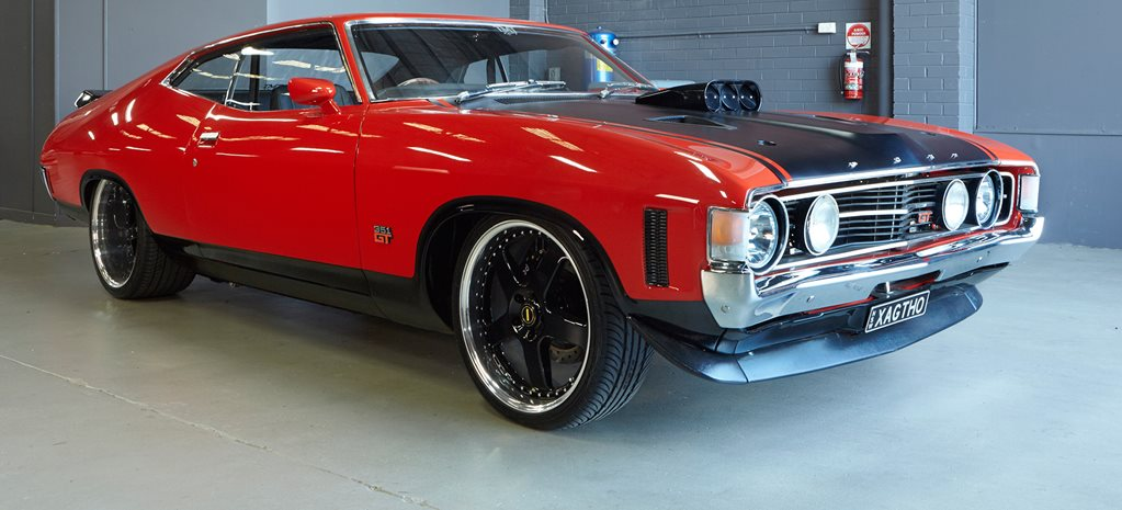 800HP FORD FALCON XA GT COUPE