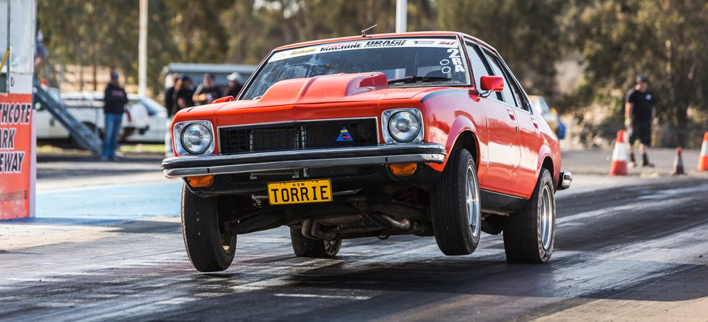 427-CUBE SMALL-BLOCK LH TORANA – DRAG CHALLENGE CONTENDER