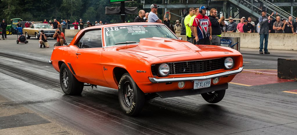 AUSSIE DRAG WEEK BIG-BLOCK CAMARO – VIDEO