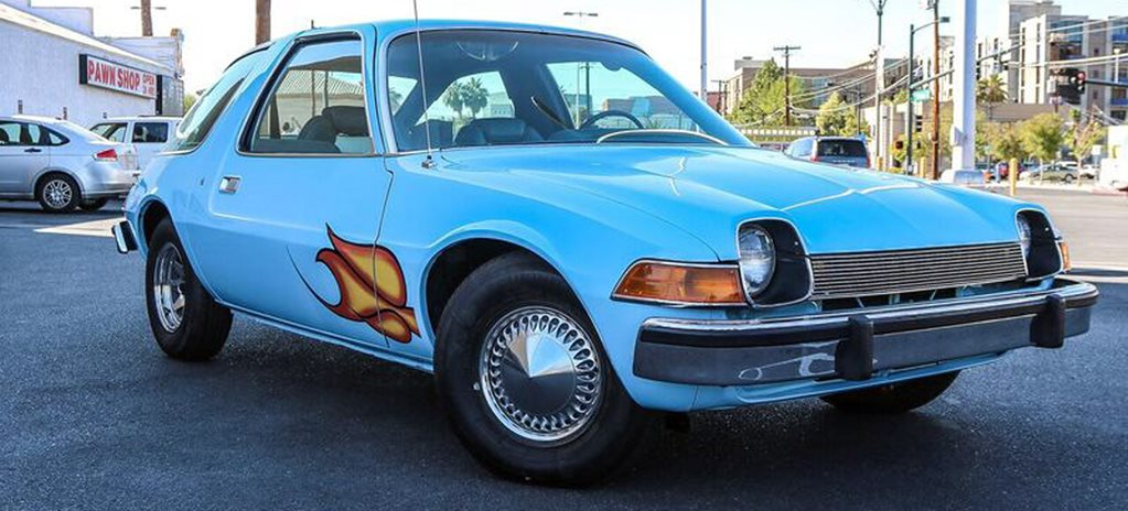WAYNE'S WORLD AMC PACER UP FOR SALE