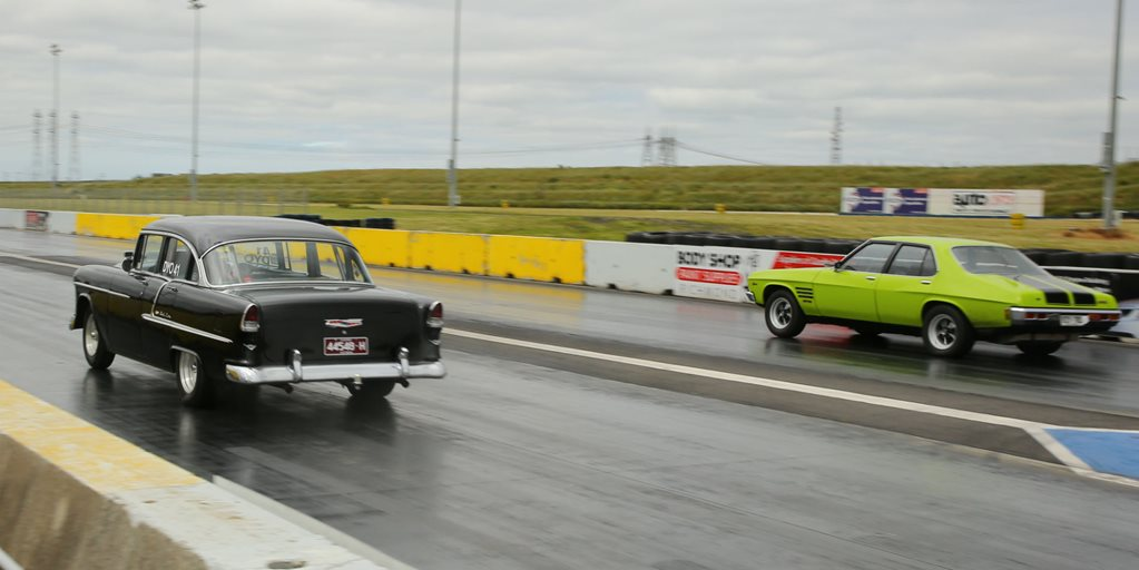 DRAG CHALLENGE: WEBBY'S WISE RACING WORDS – VIDEO